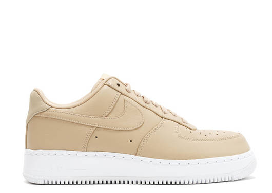 Женские кроссовки Nike lab Air Force 1 Low Vachetta Tan