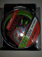 Шнур Select Master PE 100m 0.18mm 21kg