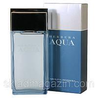 Carolina Herrera Aqua Мужская парфюмерия
