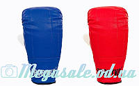 Снарядные перчатки Sportko PD-3, кожвинил: 2 цвета, L