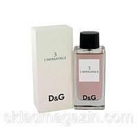 """Dolce & Gabbana """"3 L'Imperatrice"""" Женская парфюмерия"""