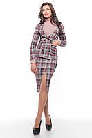 Деловой женский костюм SO-14077-LIL  ТМ Alpama 46-50 размер