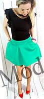 Стильная юбка Ницца 6 цветов, фото 1