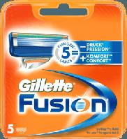 Gillette Fusion сменные кассеты (5 шт)