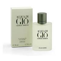 Giorgio Armani Aqua di Gio for Men edt 100 ml туалетная вода- Мужская парфюмерия
