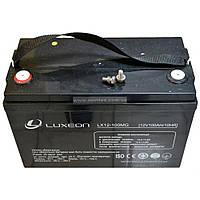 Аккумулятор Luxeon LX12-100MG 100ah мультигель(AGM) для ИБП