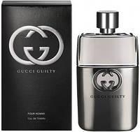 Gucci Guilty (Гуччи Гилти) edt 90 ml Реплика туалетная вода - Мужская парфюмерия