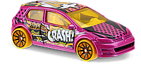 Машинка хот вилс hot wheels volkswagen golf mk7 dvb82 mattel