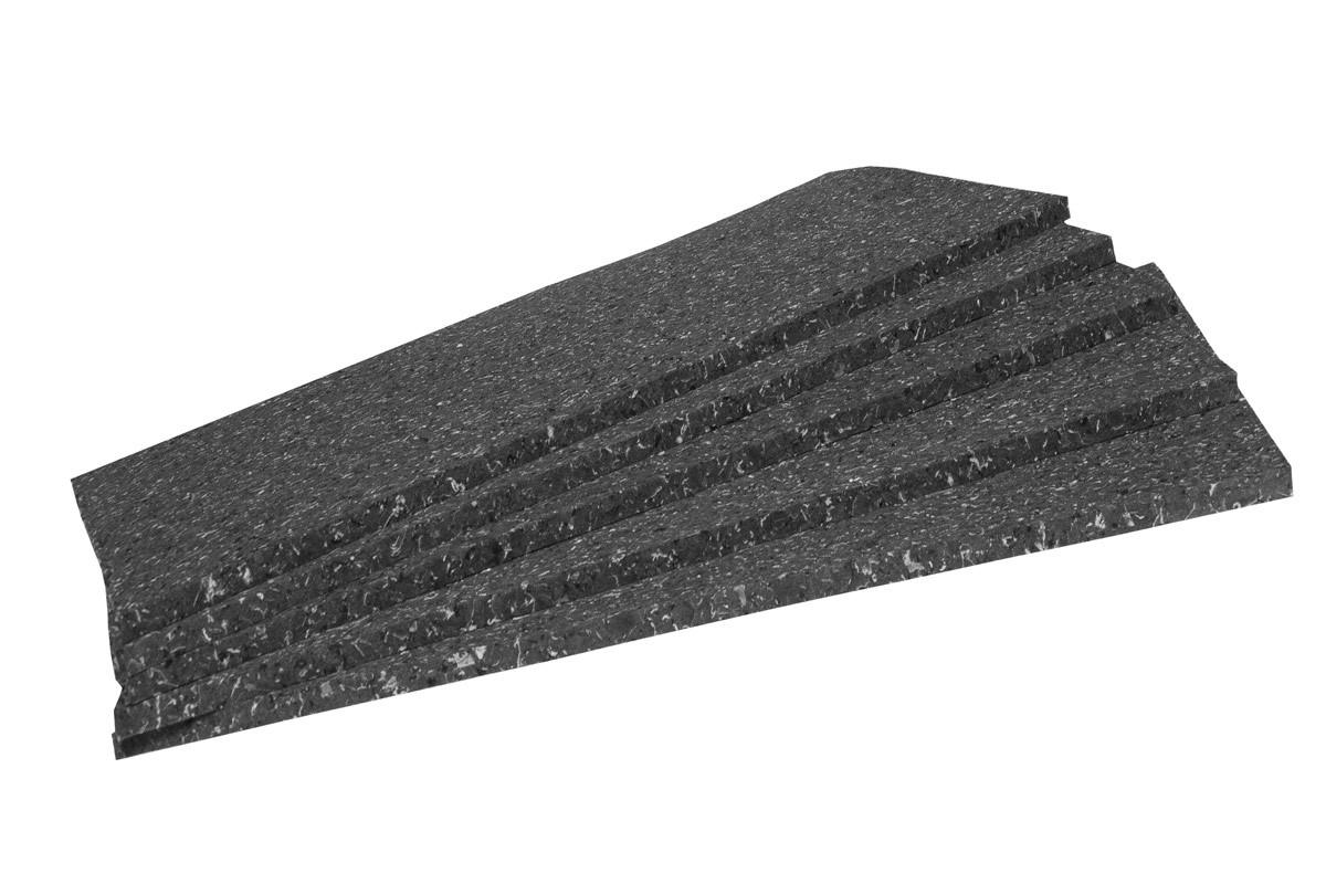 Macsound Prof 1х0,5х10мм плита шумо-вибро изоляционная