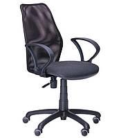 Кресло Oxi АМФ-4 сиденье Поинт-02, спинка Сетка черная