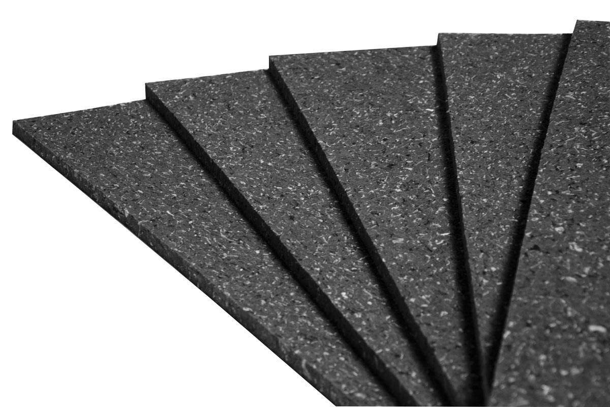 Macsound Prof 1х2х20мм плита шумо-вибро изоляционная для звукоизоляции стен, пола