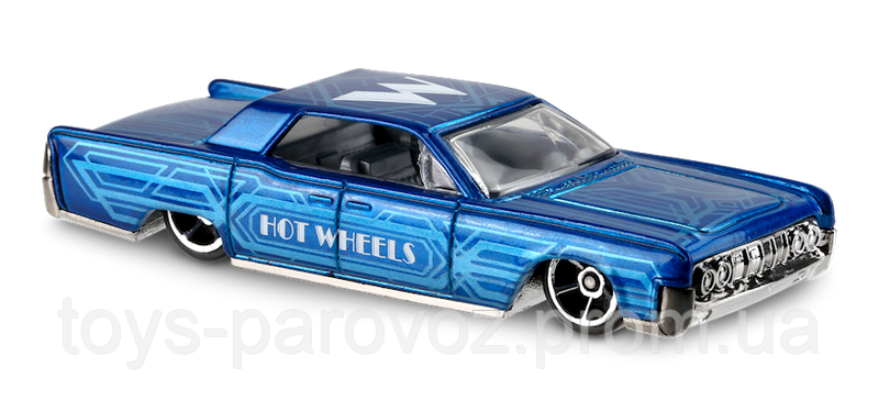 '64 Lincoln Continental - Hot Wheels