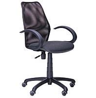 Кресло Oxi АМФ-5 сиденье Поинт-02, спинка Сетка черная