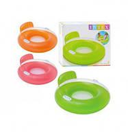 Детский надувной круг Intex 56512