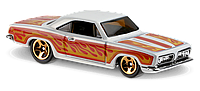 Машинка хот вилс hot wheels 68 plymouth barracuda formula s dtx87 mattel