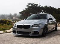Реснички на фары BMW F10 2010+ г.в.