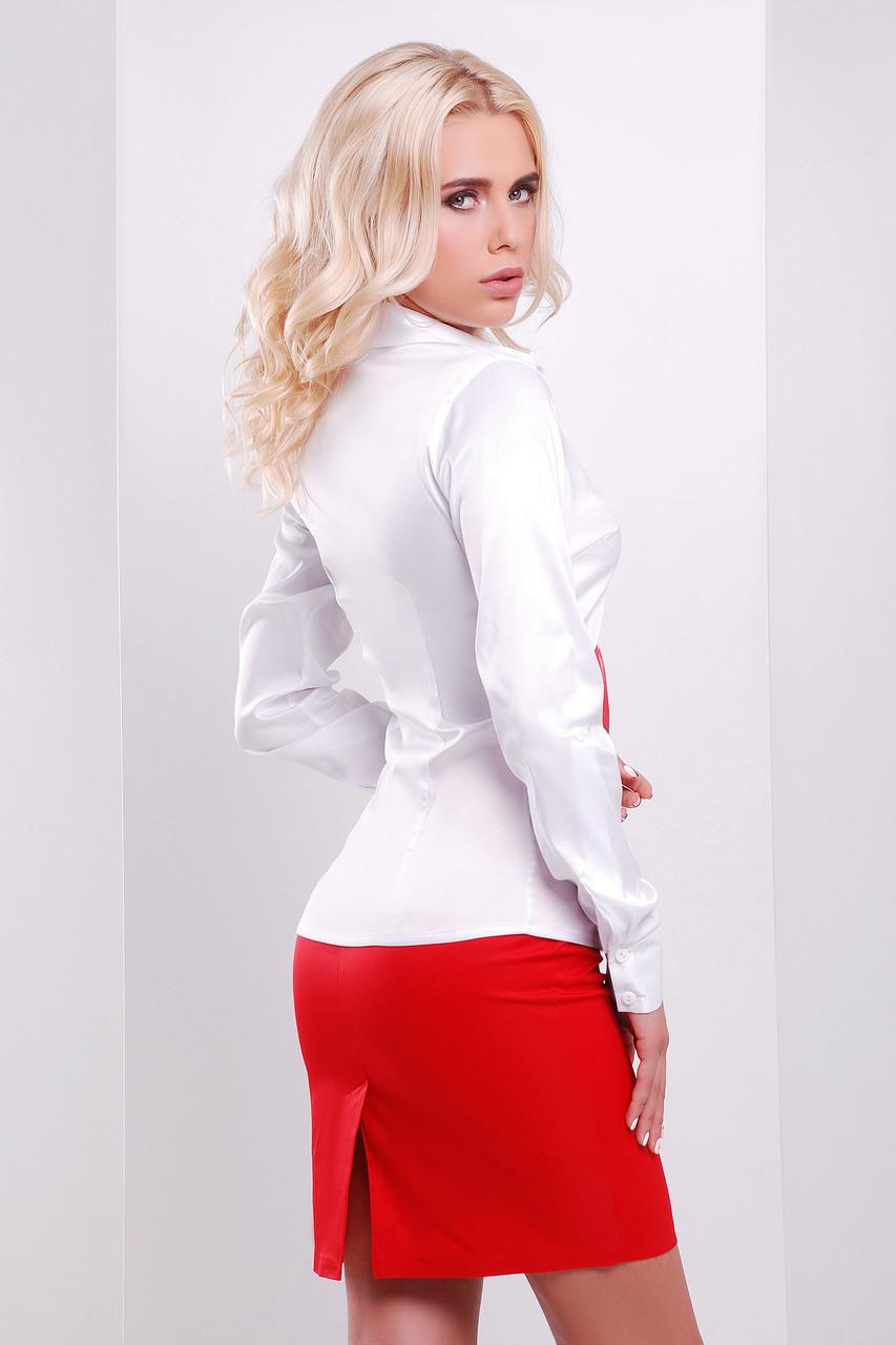 Мак блуза Ларси д/р , размеры SML