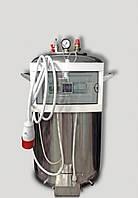"""Автоклав электрический из нержавейки (380В) на 100 банок + Водяное охлаждение """"Престиж"""""""