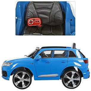 Детский электромобиль Audi Q7 джип, фото 2