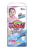 Трусики-подгузники GOO.N для девочек 12-20 кг размер Big XL, 38 шт (853083)