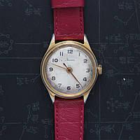 Волна наручные механические часы СССР, фото 1