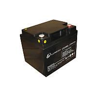 Аккумулятор Luxeon LX12-40MG 40Ah мультигель(AGM) для ИБП