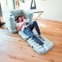 Надувное кресло трансформер Bestway