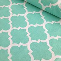 Простынь на резинке для новорожденных в кроватку 120х60 см