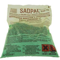 Засіб для чищення димоходу Sadpal