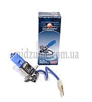 Лампа головного света H3 12V 55W PK22S Blue