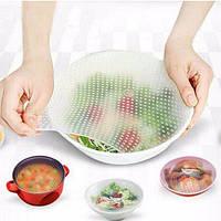 Rubber Cover Универсальное многоразовое накрытие для посуды