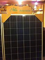 Солнечная батарея 260 ВАТТ AMERISOLAR 4 BB МОДЕЛЬ AS-6P30-260