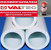 VALTEC ТРУБА PP-R, PN 20, 40 MM (белый)