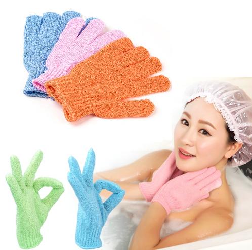 Мочалка рукавичка масажна