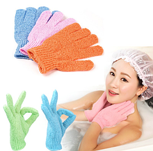Мочалка перчатка массажная