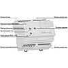 Реле контроля тока PRI-53, 10-50А (трехфазное)