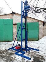 Пошаговая инструкция по сбору буровой установки