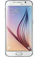 Samsung G920F Galaxy S6 32GB White Pearl, фото 1