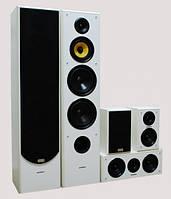 Комплект акустики для домашнего кинотеатра Taga Harmony TAV-606S-E-W Special Edition