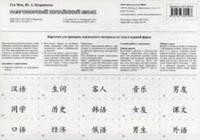 Гун Мин Разговорный китайский язык. Карточки