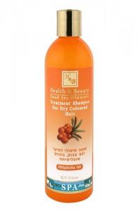 Health & Beauty Шампунь для сухого і фарбованого волосся з маслом обліпихи, 400 мл, арт. 326714)