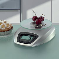 Весы кухонные электронные Soehnle SIENA 2кг/1г