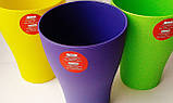 Стакан, 250 мл. пластик, може використовуватися в мікрохвильовці., фото 4