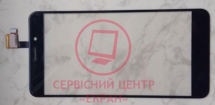 Сенсорний екран для смартфону UMI SUPER, тачскрін чорний