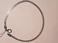 Серебряный браслет (Бисмарк). Артикул 065Р 1/18, фото 1