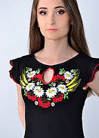 Женская футболка-вышиванка, размеры S,  L