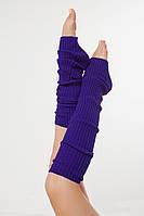 Детские гетры для гимнастики и танцев Фиолетовый