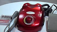 Фрезер для маникюра и педикюра Nail Master ZS-603 (красный)