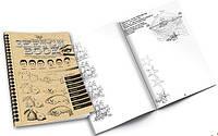 Набір для творчості Sketch Book курси малювання, формат А5