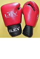 Боксерские перчатки ЛЕВ кожа